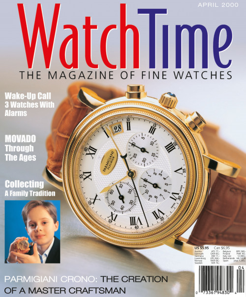 WatchTime April 2000