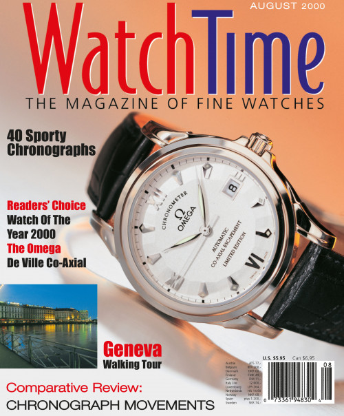 WatchTime August 2000