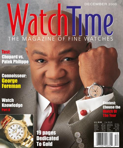 WatchTime December 2000