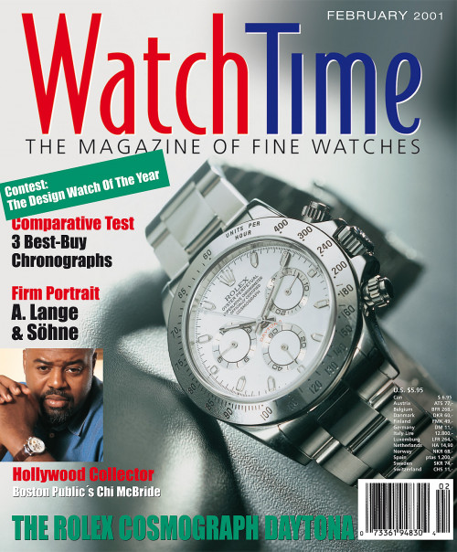 WatchTime February 2001