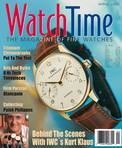 WatchTime April 2001