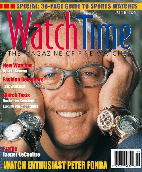 WatchTime June 2001