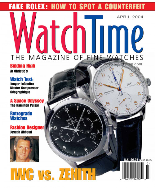 WatchTime April 2004
