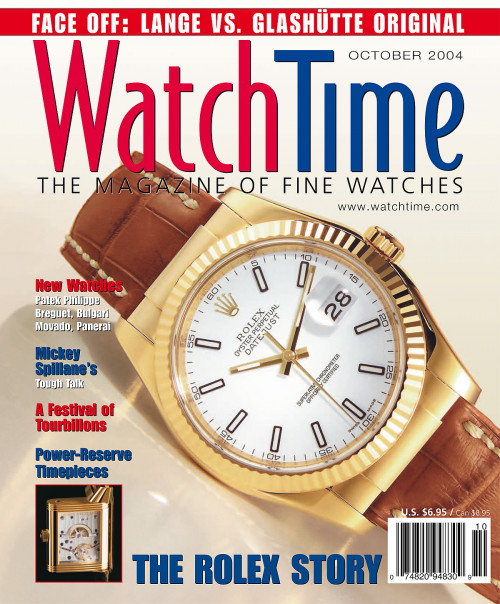 WatchTime October 2004