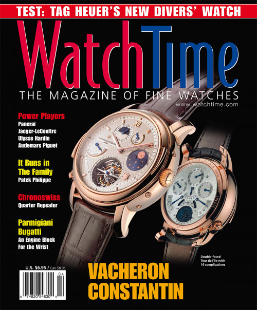 WatchTime April 2005