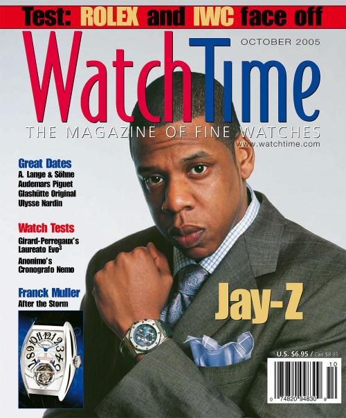 WatchTime October 2005
