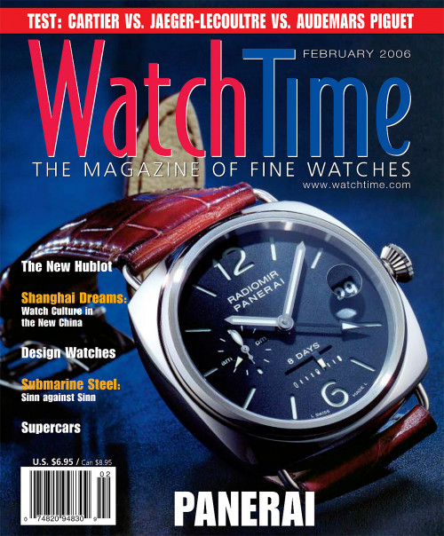 WatchTime February 2006