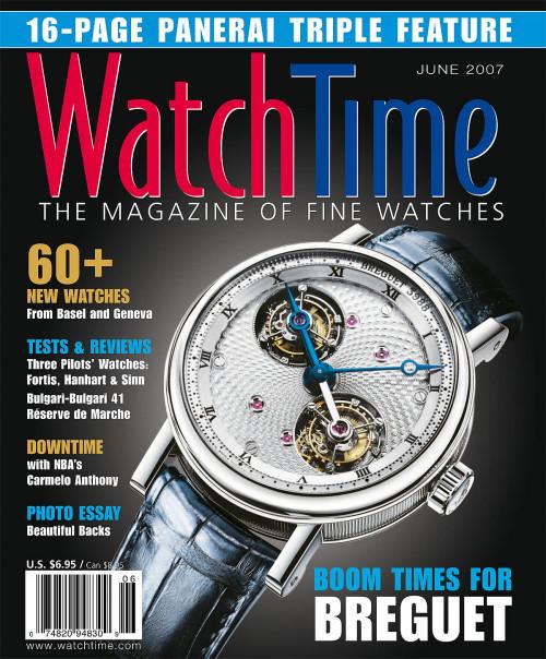 WatchTime June 2007