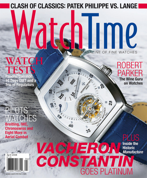 WatchTime April 2008