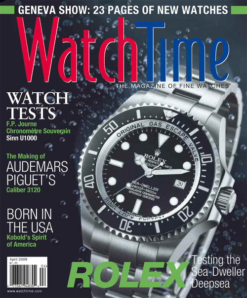 WatchTime April 2009