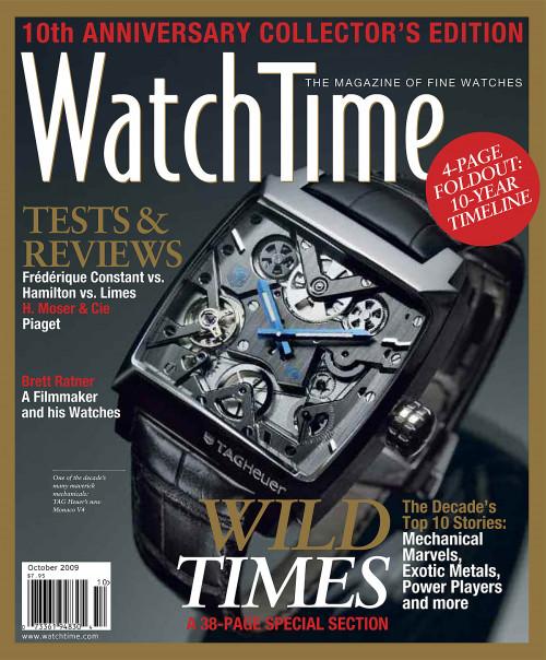 WatchTime October 2009