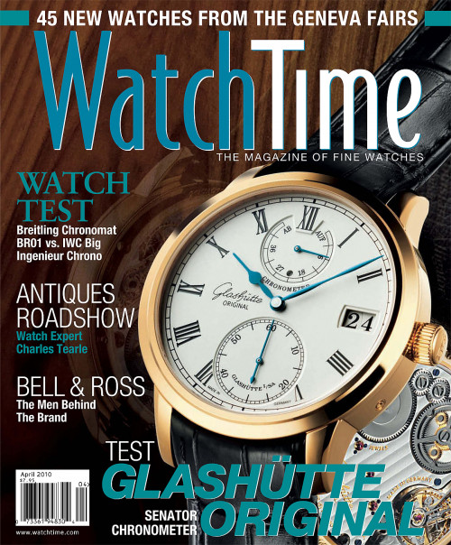 WatchTime April 2010