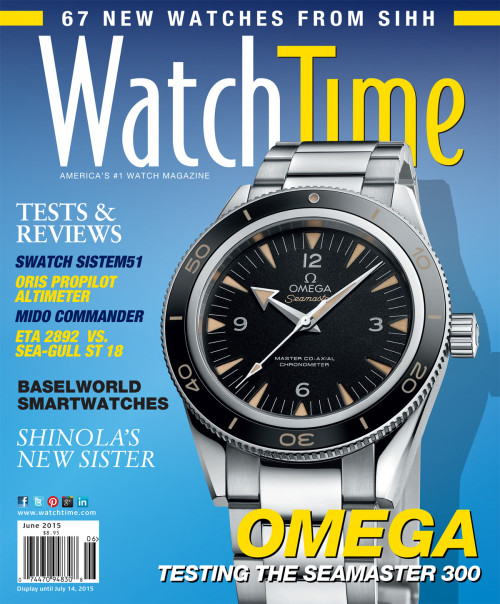 WatchTime June 2015
