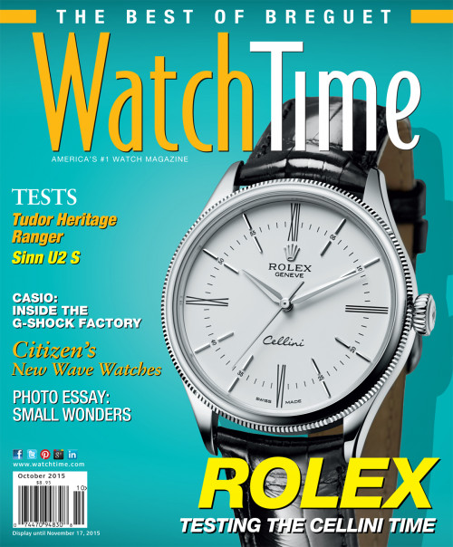 WatchTime October 2015