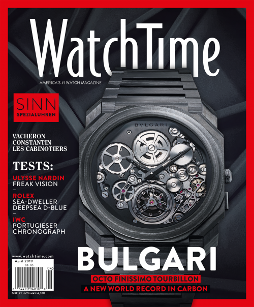 WatchTime April 2019