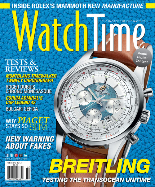 WatchTime Feb 2013