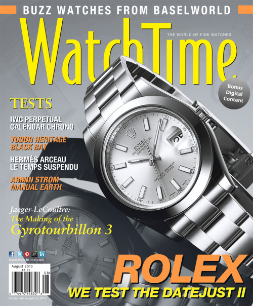 WatchTime Aug 2013