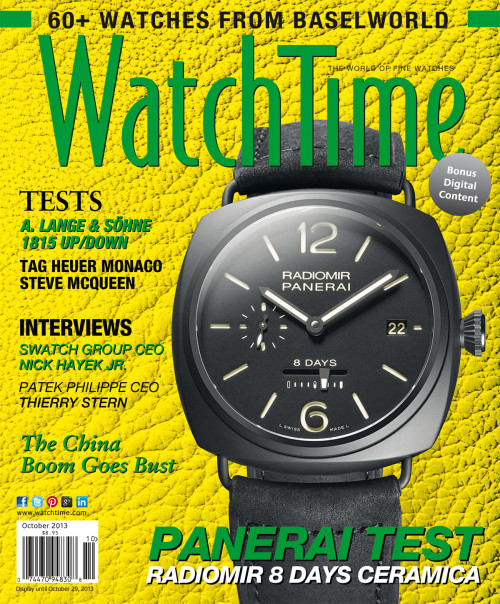 WatchTime Oct 2013