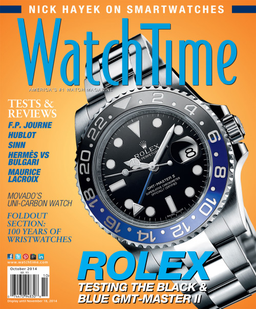 Watchtime October 2014