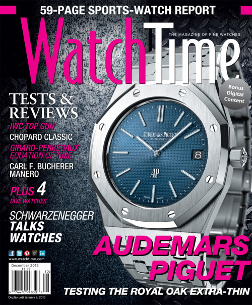 WatchTime December 2012