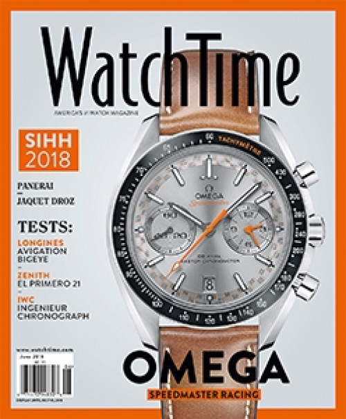 WatchTime June 2018
