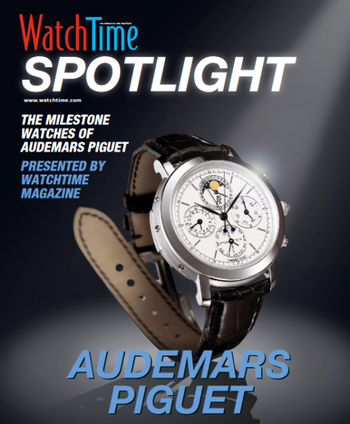 WatchTime Spotlight: Audemars Piguet