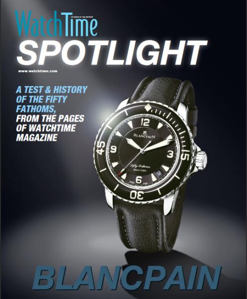 WatchTime Spotlight Blancpain