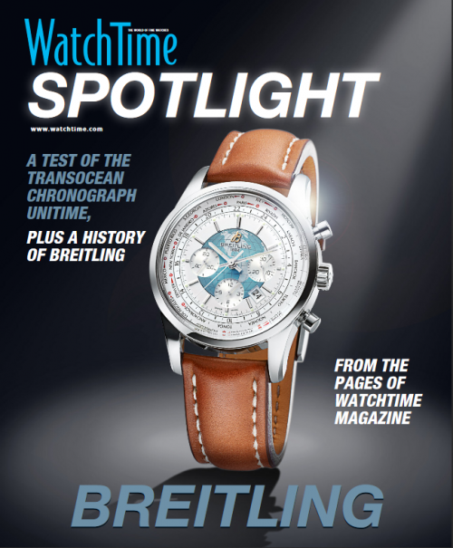 WatchTime Spotlight: Breitling