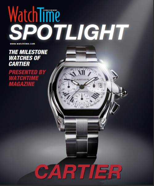 WatchTime Spotlight: Cartier