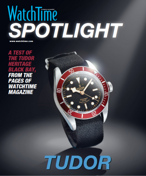 WatchTime Spotlight Tudor