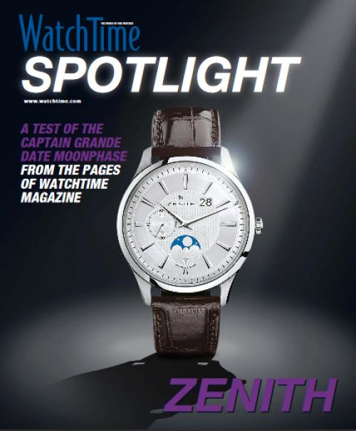 WatchTime Spotlight: Zenith