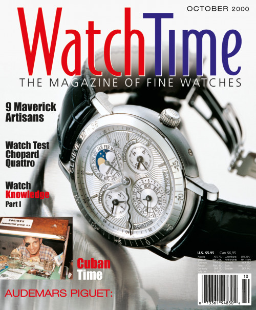 WatchTime October 2000