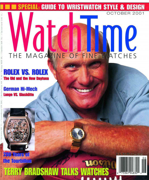 WatchTime October 2001