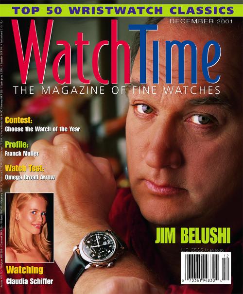 WatchTime December 2001