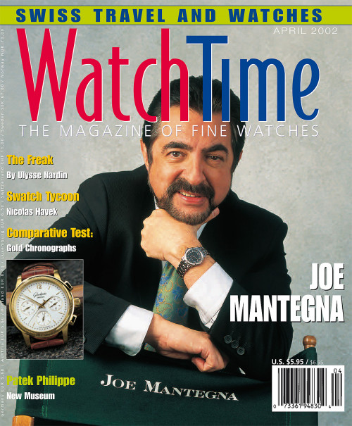 WatchTime April 2002