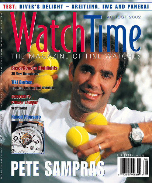 WatchTime August 2002