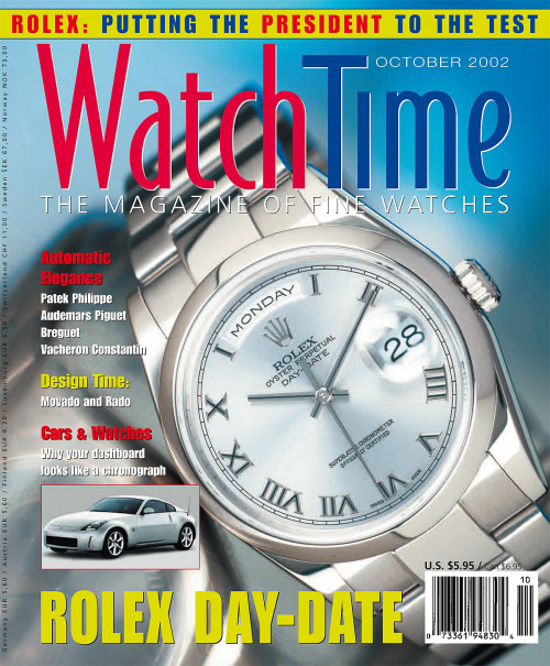 WatchTime October 2002