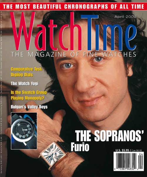 WatchTime April 2003