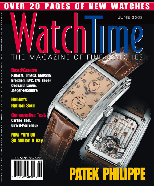 WatchTime June 2003