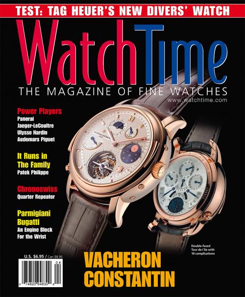 WatchTime April 2005