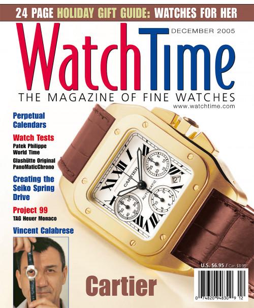 WatchTime December 2005