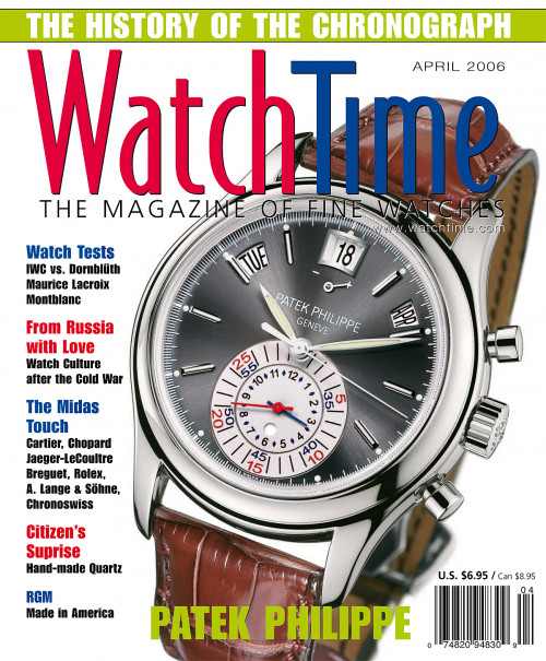 WatchTime April 2006