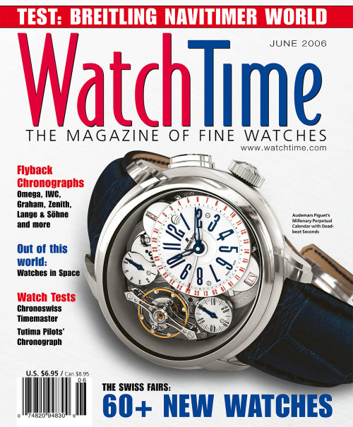 WatchTime June 2006