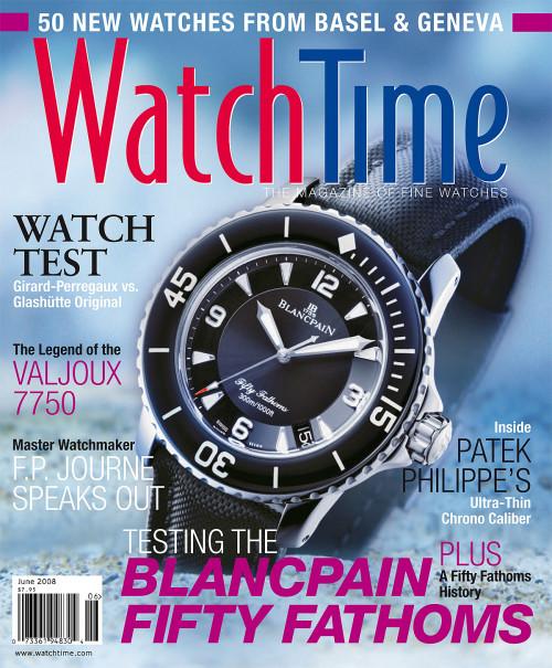 WatchTime June 2008