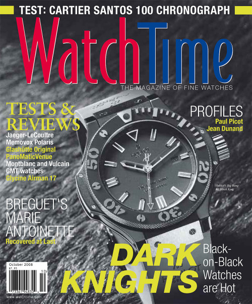 WatchTime October 2008