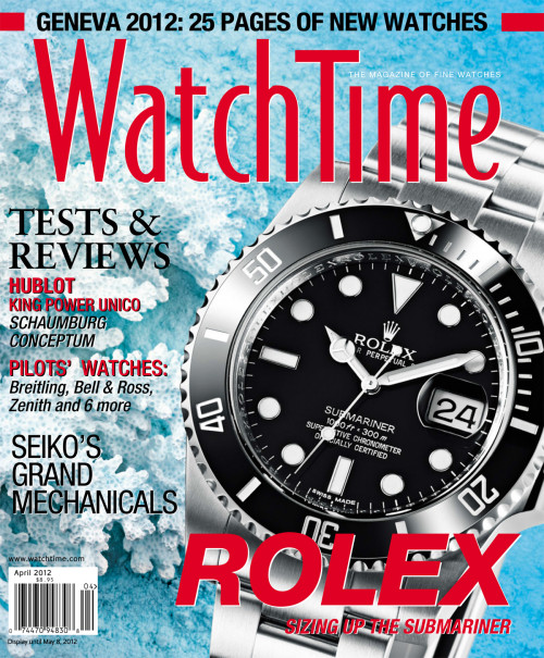 WatchTime April 2012