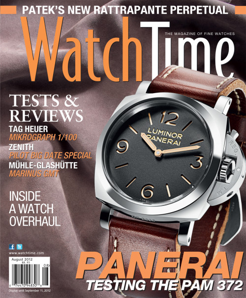 WatchTime August 2012