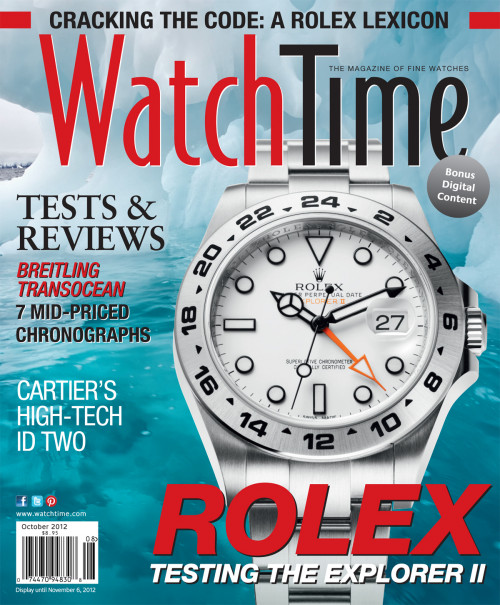 WatchTime October 2012