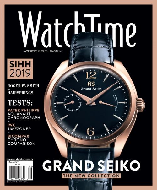 WatchTime June 2019