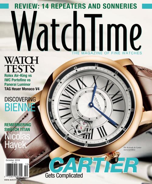 WatchTime October 2010